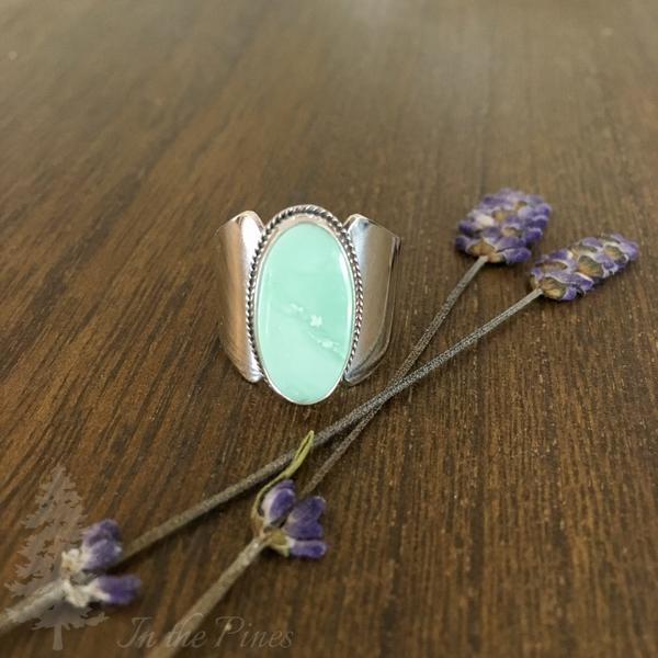 Silver and turquoise wanderlust
