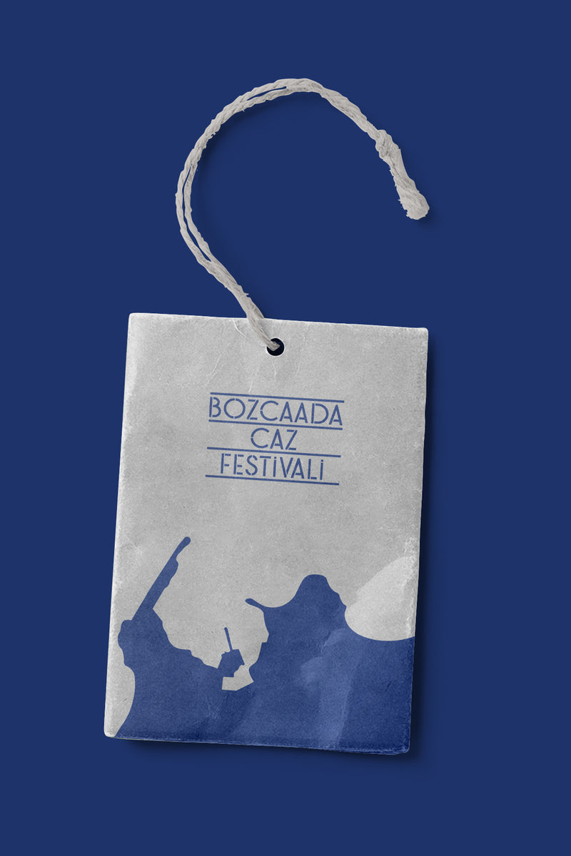 Bozcaada Canvas Bag - BCF