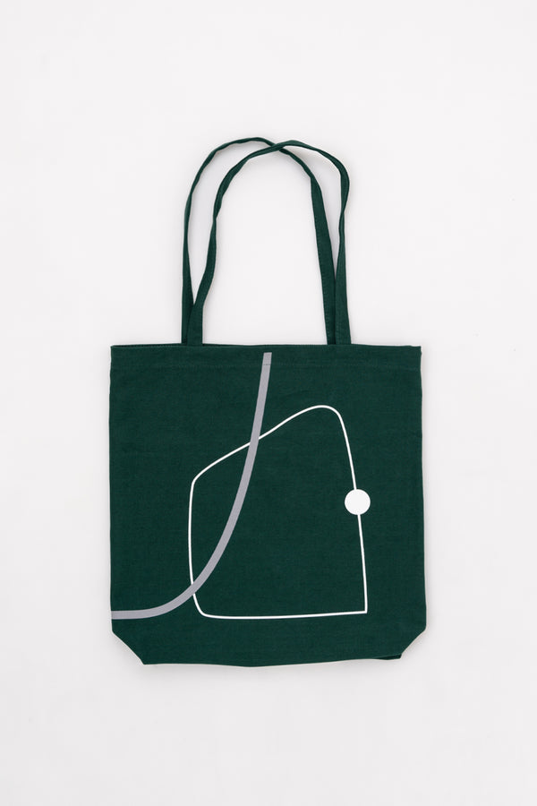 The Seventh Continent Green Tote Bag