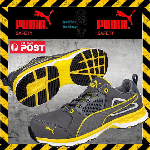 Puma Pace 2.0 Composite Toe Light Safety Work Shoes 51ba673e9