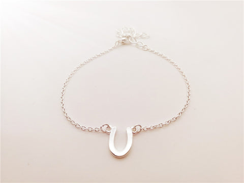 Image of Lucky Horseshoe Bracelet