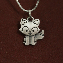 Cute Tiny Fox Necklace