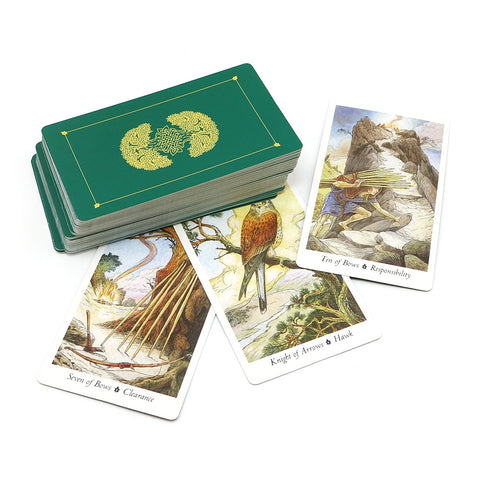 Image of Spirit Animal/Nature Tarot Cards
