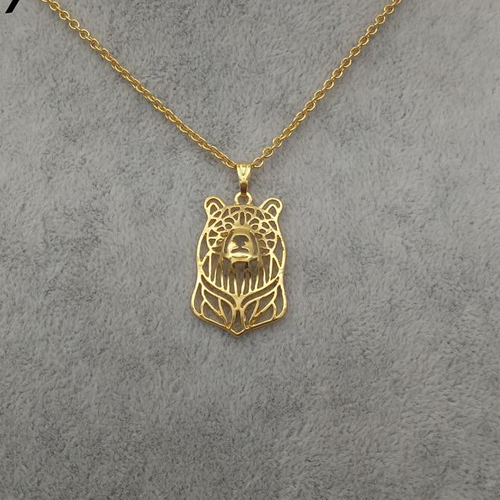 Trendy Bear Pendant