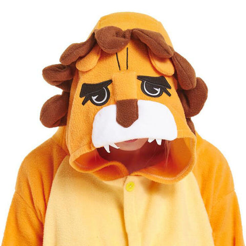 Image of Lion Onesie