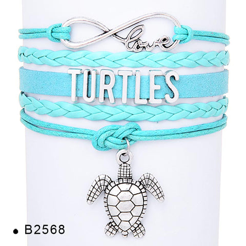 Image of Sea Turtles Bracelet