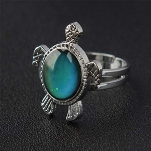 Magic Turtle Mood Ring