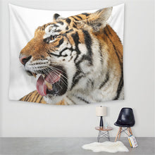 Tiger Tapestry Wall Hanging