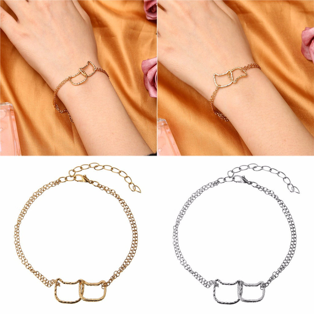 Lovely Cat Bracelet
