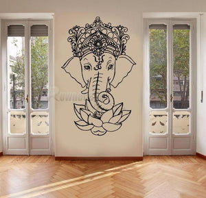 Ganesha Wall Sticker