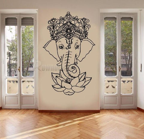 Image of Ganesha Wall Sticker