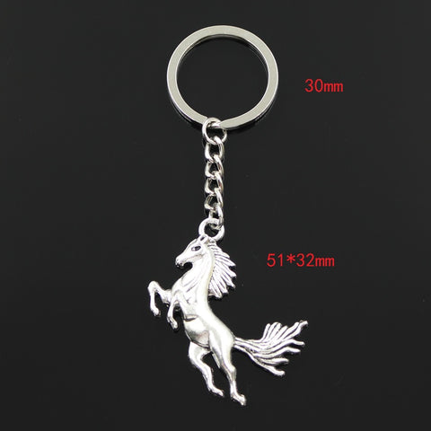 Image of Horse Key Chain