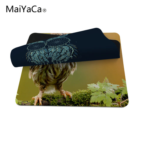 Image of Owl Animal Mousepad