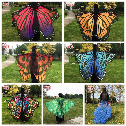 Image of Multi-Purpose Butterfly Wings/Tapestry