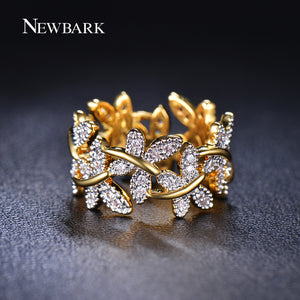 Elegant Butterfly Ring