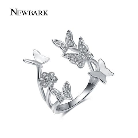 Image of Lovely Butterfly Ring
