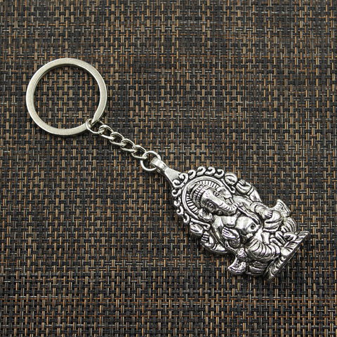 Ganesha Key Chain