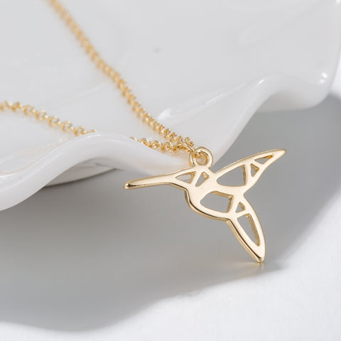 Image of Hummingbird Necklace
