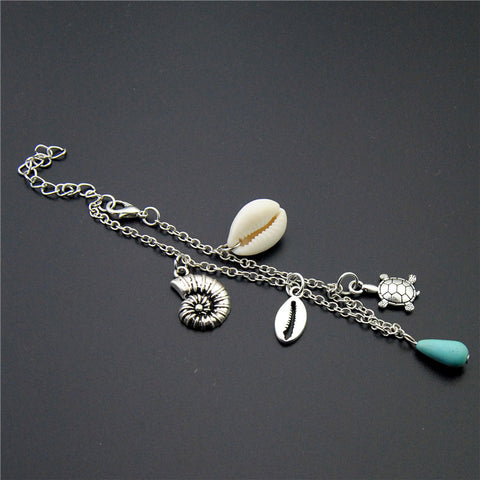 Image of Turtle Chain Bracelet