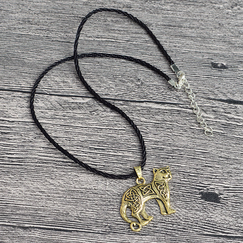 Image of Ancient Cat Pendant