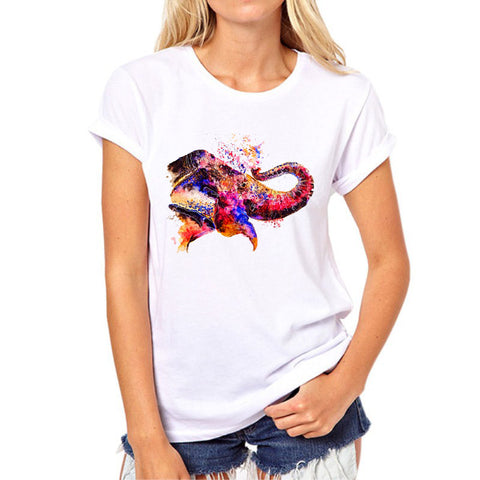 Image of Summer Women's Spirit Animal T-Shirt