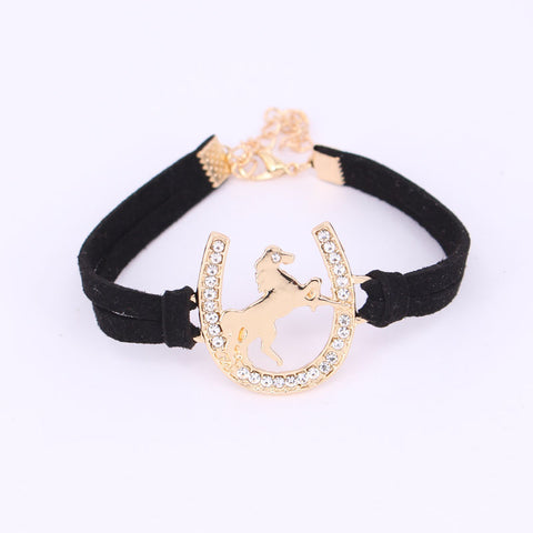 Image of Horse Shoe Bracelet