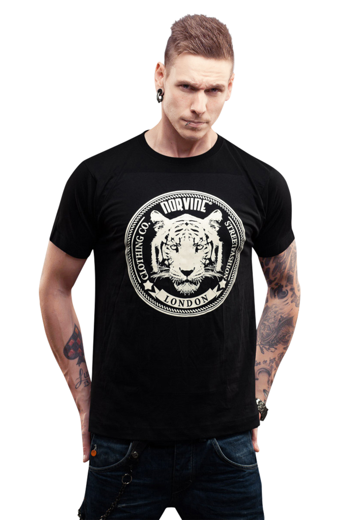 Tiger of London 100% Cotton T-Shirt