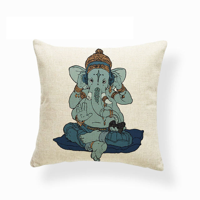 Ganesha Pillowcases