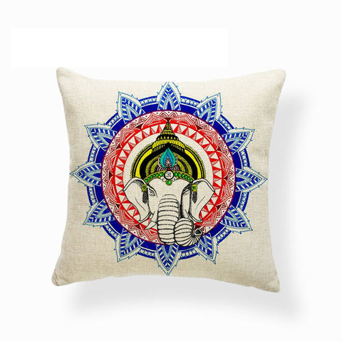 Image of Ganesha Pillowcases