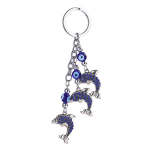 Dolphin Key Chain
