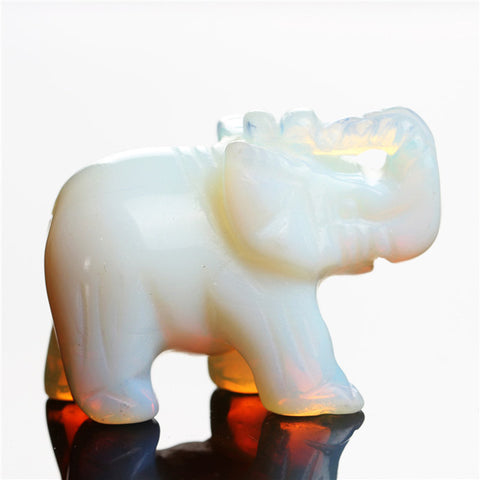 Image of Opalite Elephant
