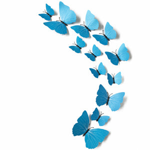 Image of Magnet/Wall Sticker Butterflies