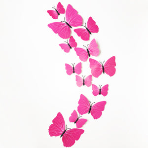 Magnet/Wall Sticker Butterflies