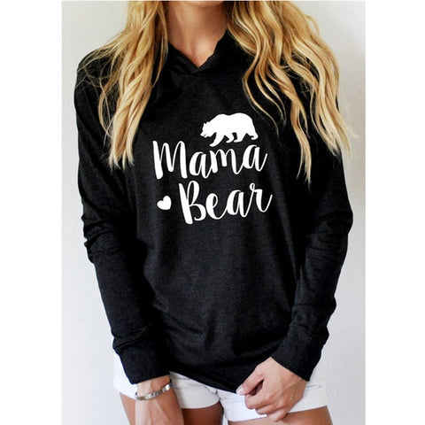 Image of Mama Bear Long Sleeve T-Shirt