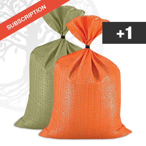 Add Extra Bags: Subscription