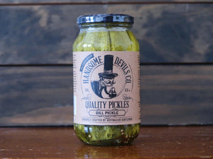 Dill Pickles 500g