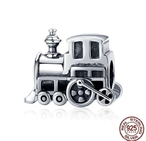 Vintage Locomotive - Origin Silver
