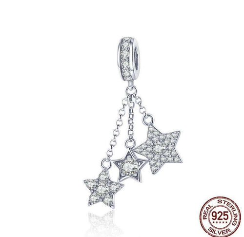Star Meteor Long Chain - OriginSilver