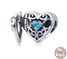 Load image into Gallery viewer, Always In Heart Bowknot Surprise Box Beads - OriginSilver