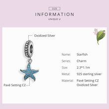 Load image into Gallery viewer, Starfish Pendant