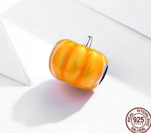 Cute Pumpkin Charm