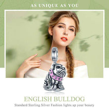 Load image into Gallery viewer, Cute English Bulldog - OriginSilver