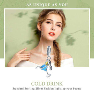 Cold Drink & Glasses - OriginSilver