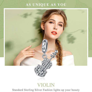 Violin in silver - Origin Silver