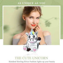 Load image into Gallery viewer, Cute Licorne - OriginSilver