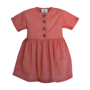 Dusky Horizon Dress