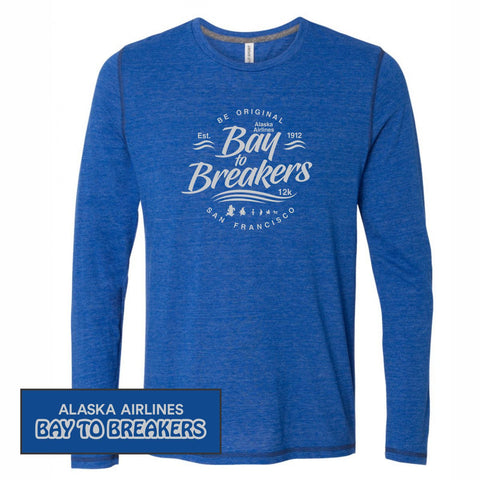Bay to Breakers,Long Sleeve,Men's