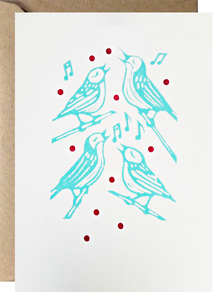 Christmas cards (Pack of 4)