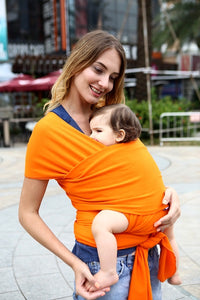 Soft and Breathable Baby Sling For Newborns - Mommies Miracles