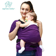 Load image into Gallery viewer, Breathable Baby Sling For Newborns - Mommies Miracles